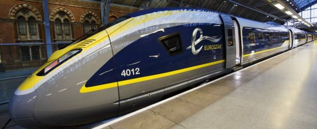 Eurostar launches London-Amsterdam route