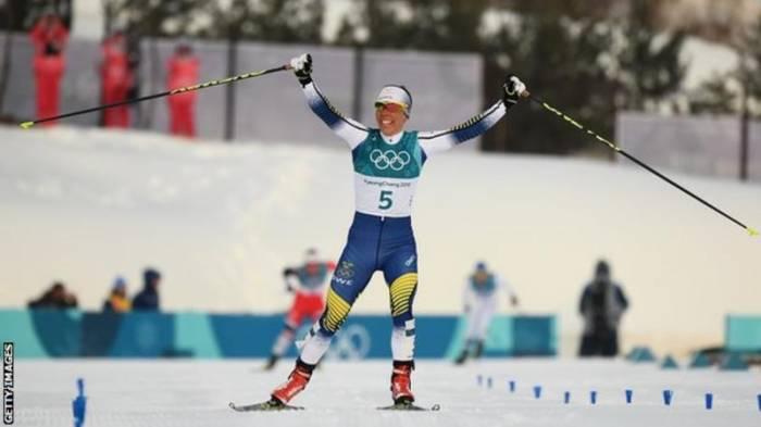 Winter Olympics: Sweden