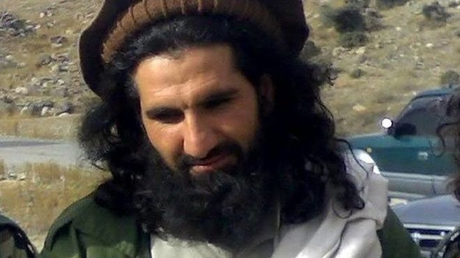 Pakistani Taliban deputy Khalid Mehsud