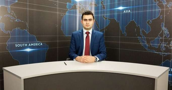 AzVision TV releases new edition of news in German for February 9 -VIDEO
