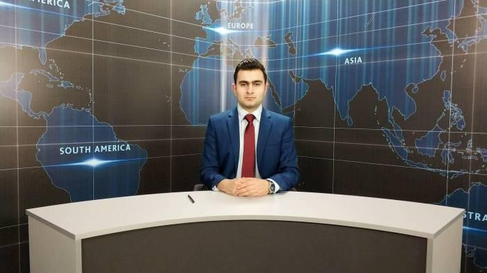 AzVision TV:Die wichtigsten Videonachrichten des Tages auf Deutsch (9 Februar)-VIDEO