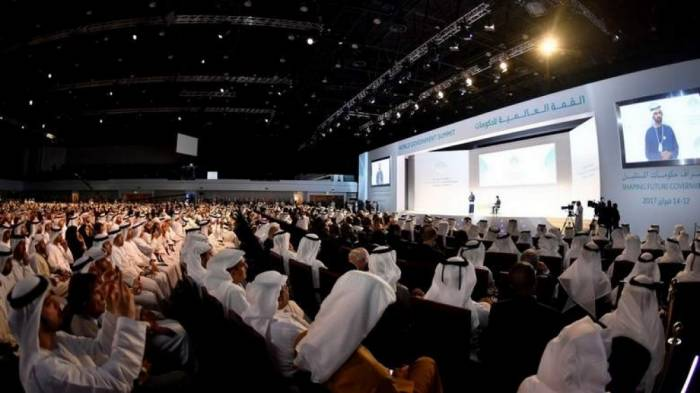 "Azerbaijani brand ""Asan service"" presented at 6th World Government Summit in Dubai"