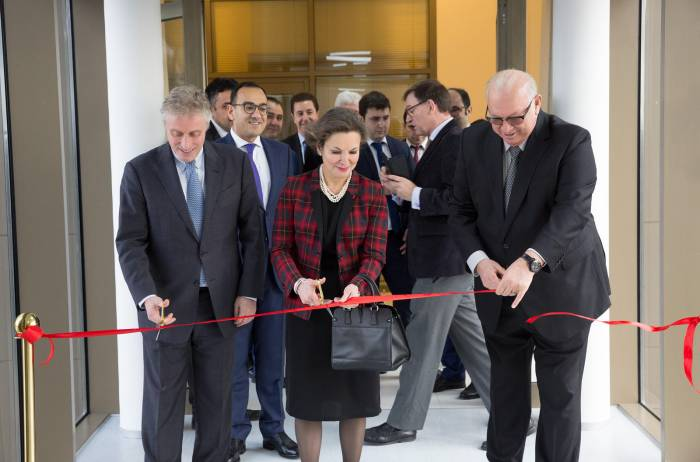 ASEC opened at Heydar Aliyev International Airport