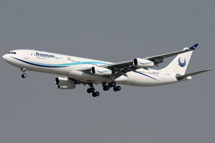 All passengers, crew in Iran plane crash believed dead: airline spokesman - UPDATED