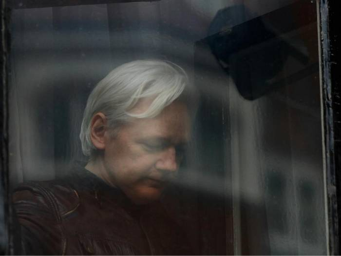 Julian Assange denied bail in UK after claiming