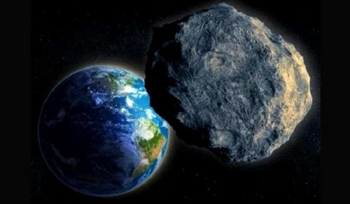 Asteroid set to make rare close pass by Earth on Friday