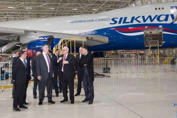 Azerbaijan Airlines CJSC, Boeing enter new stage of cooperation