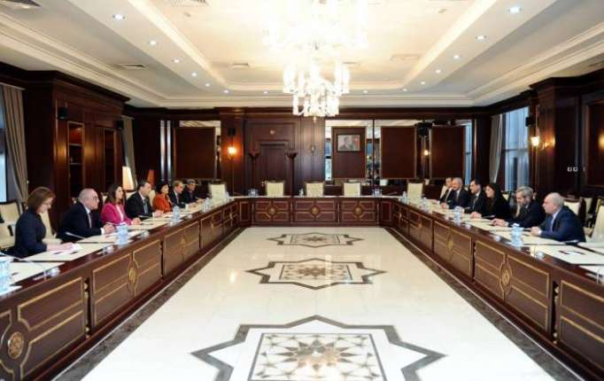 'Friendly and brotherly relations between Azerbaijan and Turkey are successfully developing'