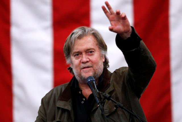 Trump-Russia: Steve Bannon refuses to testify before House committee –source