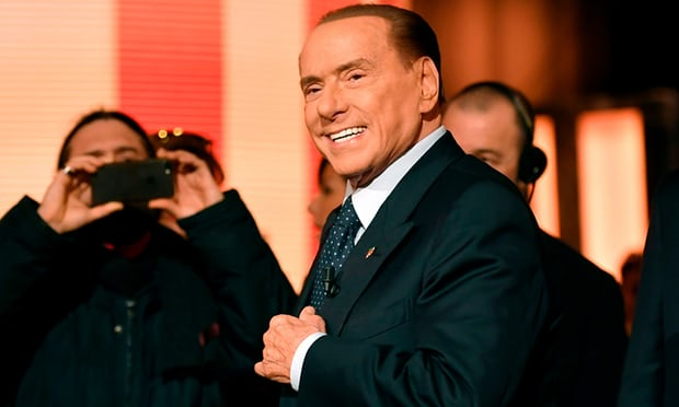 Berlusconi pledges to deport 600,000 illegal immigrants from Italy
