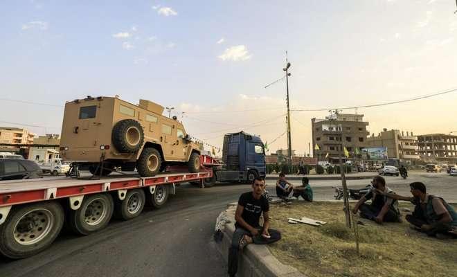 Blast in northeastern Syria kills five, nearly a dozen injured