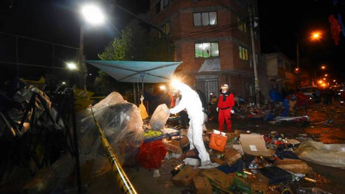 Gas explosion at Bolivia Carnival leaves 6 dead, 28 injured