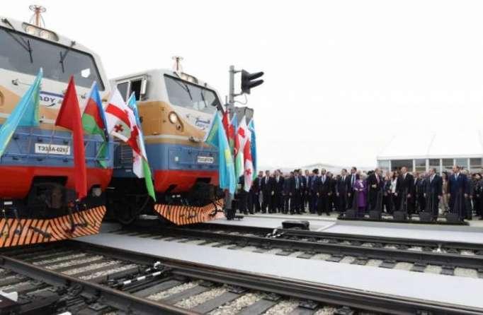 BTK: Main railway project of 21st century gaining momentum