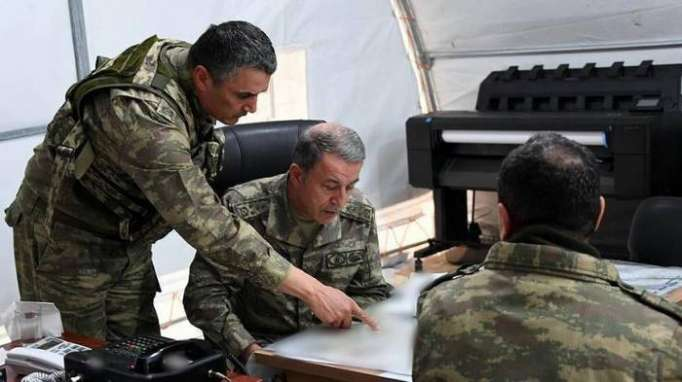 """الجيش التركي يعلن تحييد 1369 إرهابيا منذ انطلاق """"غصن الزيتون"""""""