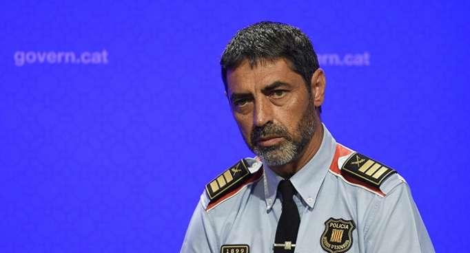 Libertad sin fianza para el exjefe de la policía catalana