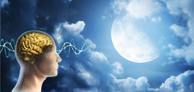 This is how the moon affects your sleep