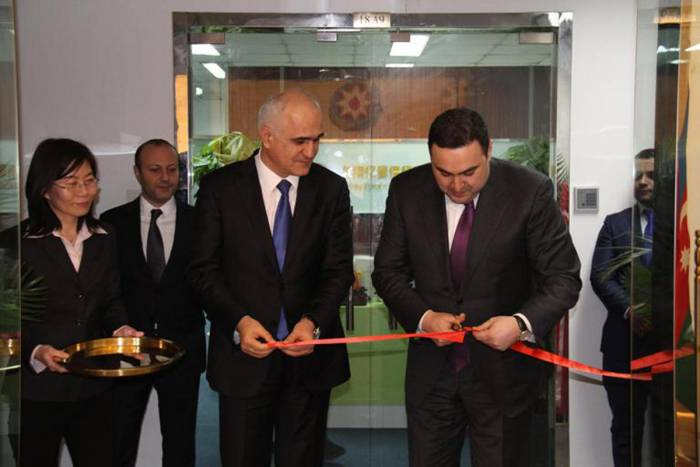 Azerbaijan opens trade representative office in China