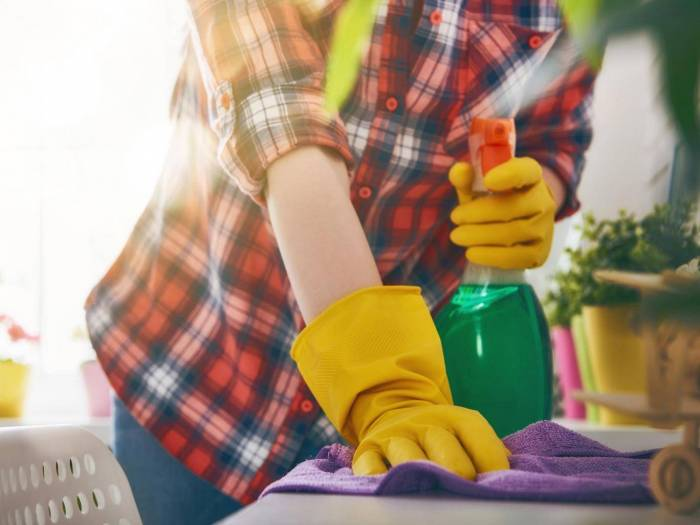 Cleaning products as bad for lungs as smoking 20 cigarettes a day