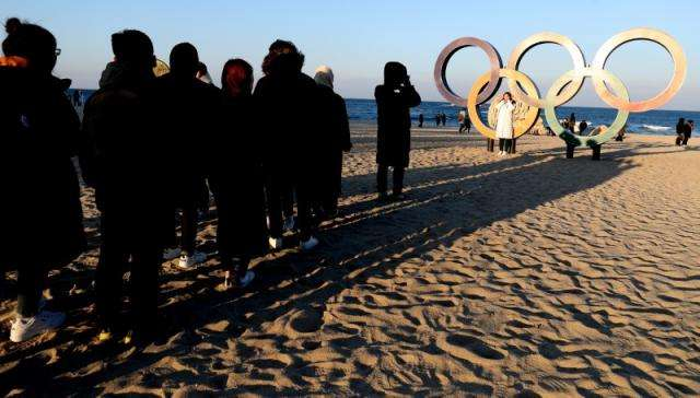 South Korea bans 36,000 foreigners from entering for Winter Olympics: Yonhap