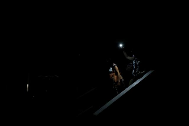 Blackout hits parts of Venezuelan capital