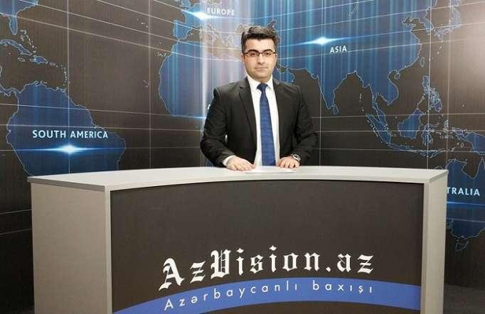 AzVision Deutsch presenta nueva edición de noticias en vídeo para el 13 de febrero