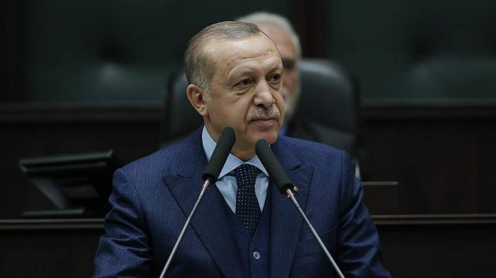 Erdogan says 800 terrorists killed in Syria