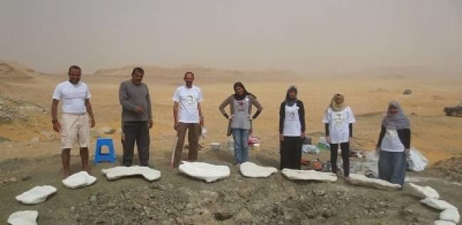 6 ديناصورات تؤرخ لجيولوجيا مصر