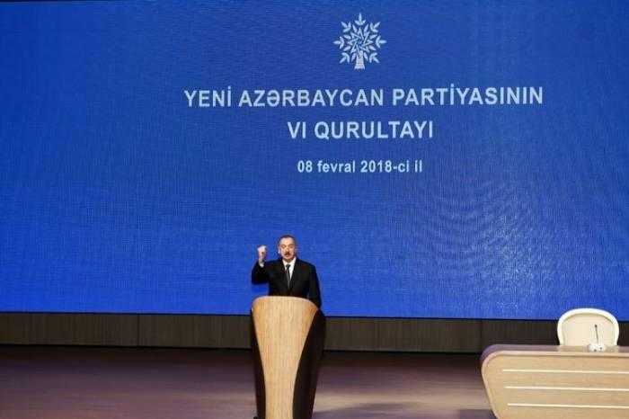 Armenia became a political, economic, energy and transportation dead-end – Azerbaijani president