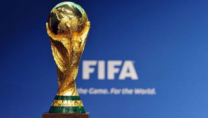 2018 FIFA World Cup Trophy arrives in Almaty