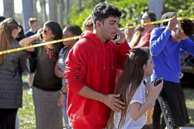 Florida shooting:FBIwas alerted about threat posted on YouTube