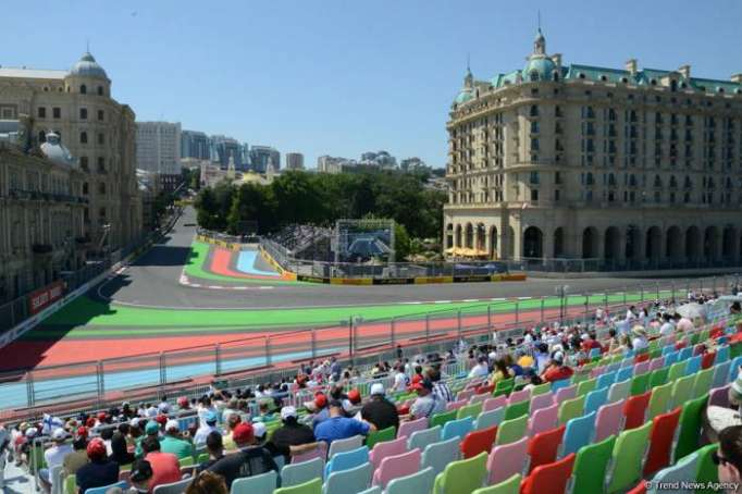 Azerbaijan names volume of revenues from F1 races