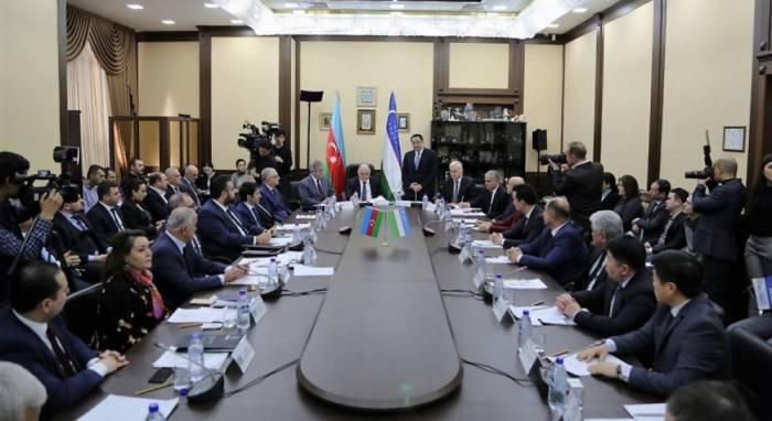 Tashkent hosts first Uzbek-Azerbaijani business forum