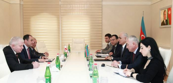 Georgia, Azerbaijan to deepen economic relations