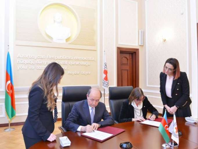 ICRC effectively cooperates with Azerbaijan