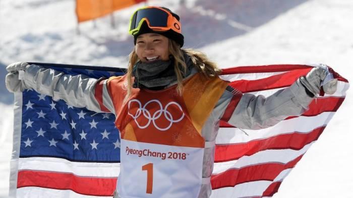 Mit 17 Jahren auf dem Snowboard-Olymp