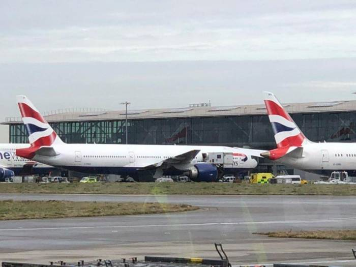 Worker killed in Heathrow Airport runway crash - UPDATED