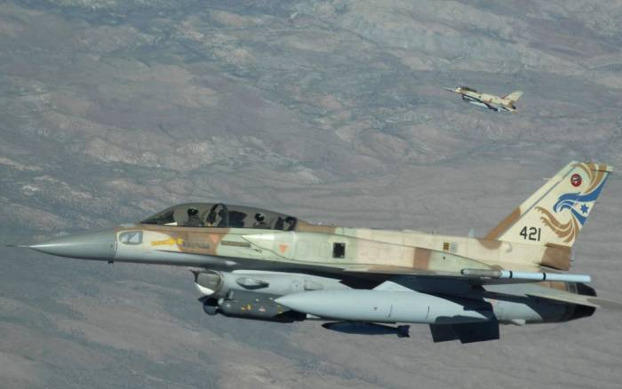 Israeli airstrikes in Syria have Defensive nature - Army