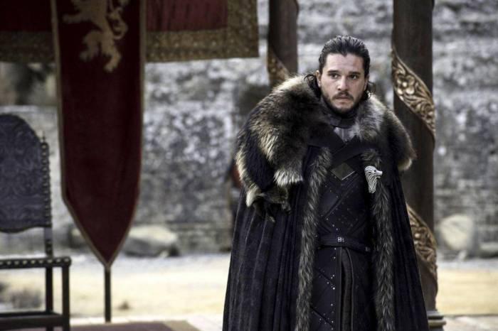 Game of Thrones season 8 set photo confirms big reunion for Jon Snow