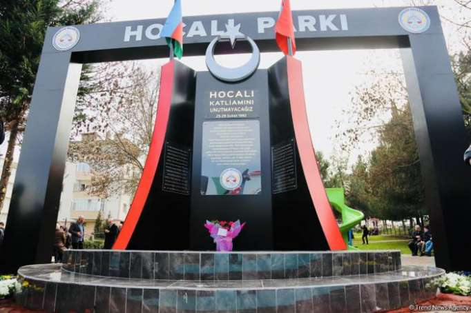 Abierto el monumento a las víctimas del genocidio de Joyalí en Turquía