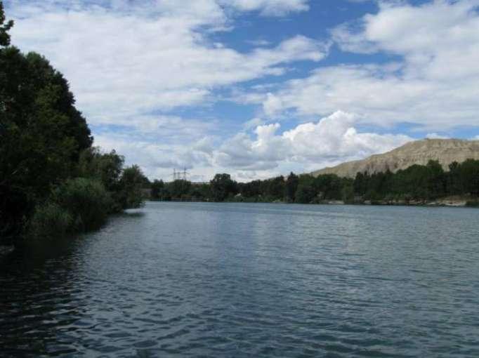 Armenia and Georgia pollute Kura River
