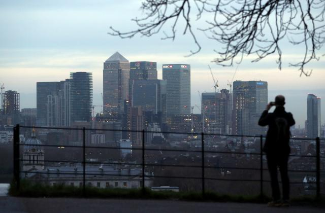 UK to push EU for City of London