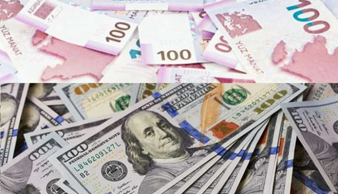 Azerbaijani currency rates for Feb. 12