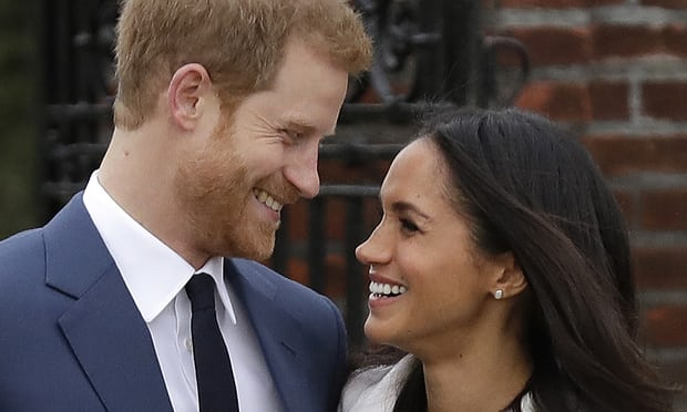Prince Harry and Meghan Markle reveal royal wedding details