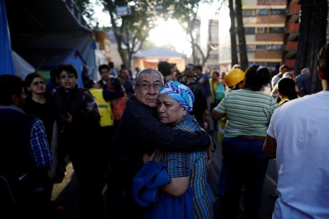 7.2-magnitude quake hits Mexico