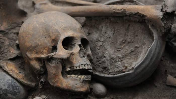 Une ancienne sépulture insolite découverte au Mexique