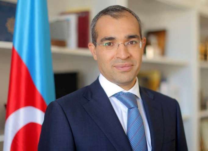 Azerbaijani Economy Minister talks active enterprises of Balakhani Industrial Park