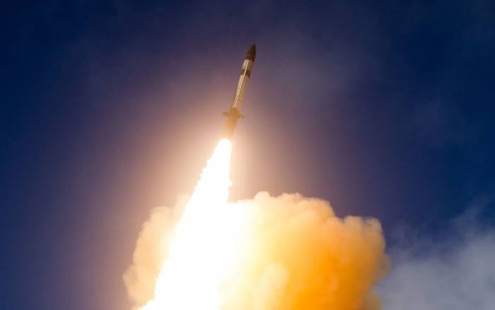 U.S. test of missile interceptor fails off Hawaiian Coast, officials say