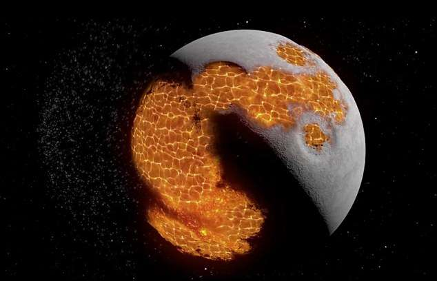 We just got More details on how Moon left Earth 4 Billion years ago
