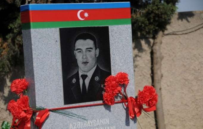 Today is birthday of Azerbaijan's National Hero Mubariz Ibrahimov