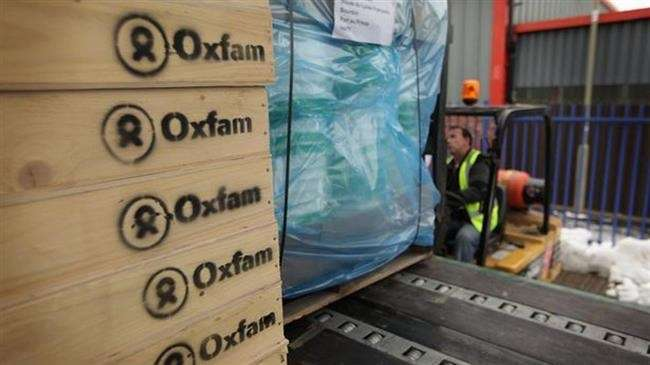 UK government warns charities over sex misconduct as Oxfam scandal widens